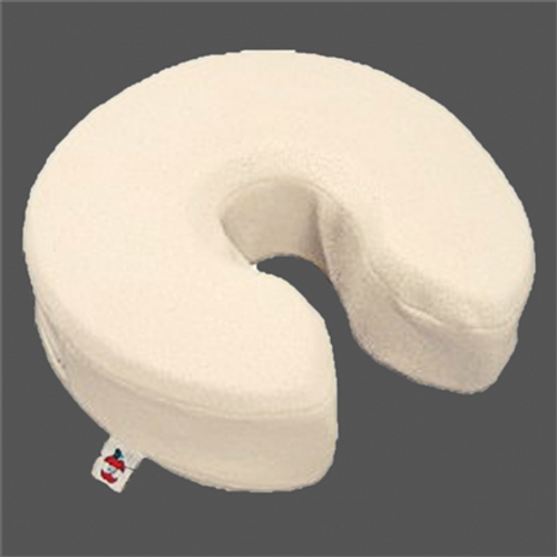 Memory Face Cradle With Sherpa Cover