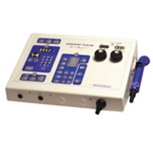 Mettler Sonicator Plus 992 2 Channel Combo Unit