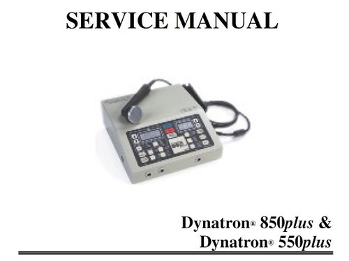 dynatron 150 plus service manual with schematics pdf download rh chirocity com Dynatron $150 Plus Dynatron Fequency Multi 150