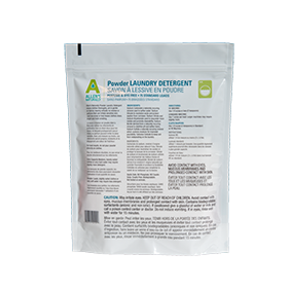 Natural Powder Laundry & Cloth Diaper Detergent