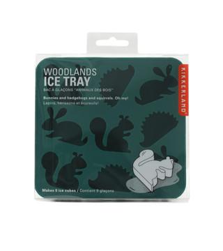 Woodland Silicone Ice Cube & Jello Tray