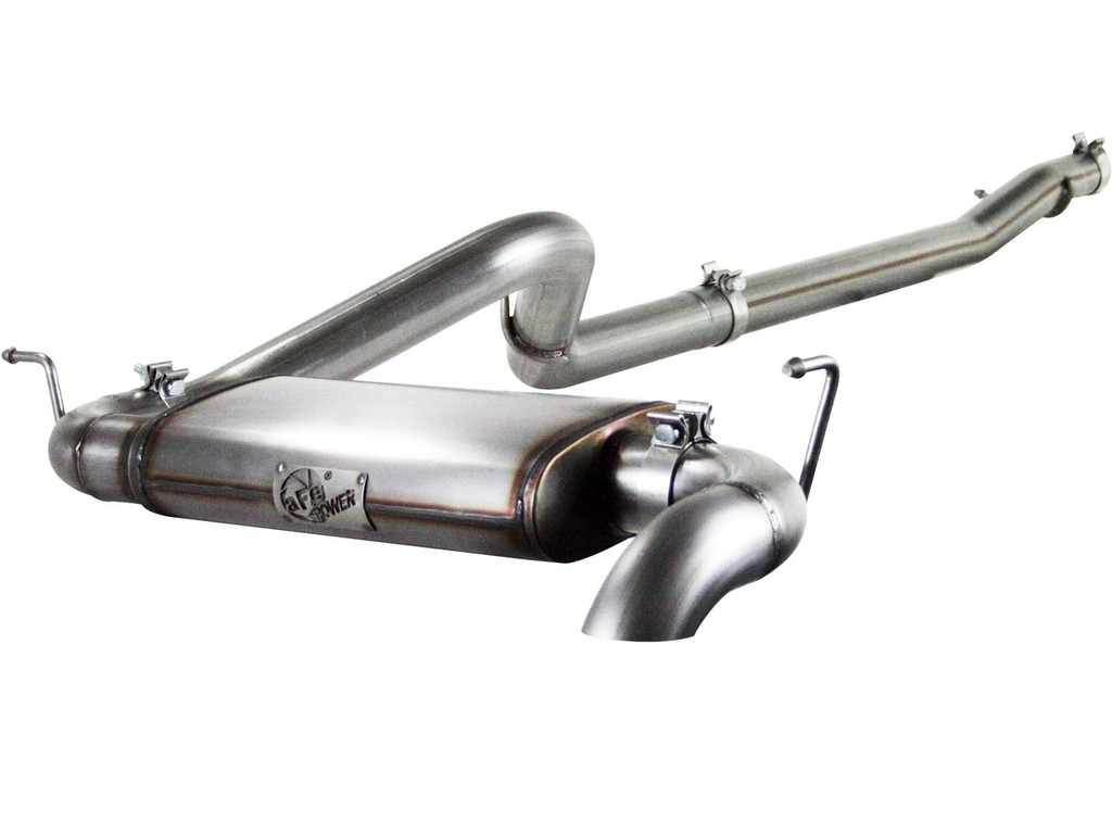 "aFe POWER 49-46220 MACH Force-Xp 3"" 409 Stainless Steel Cat-Back Exhaust System"