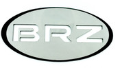 THE BRZ BADGE (100+ Colors)