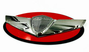 Vision G Concept Wing Badges for Hyundai Models (75 Colors)