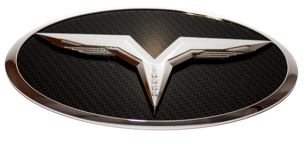"""LODEN 3D """"T"""" Badge for Kia (SUV's Only)"""