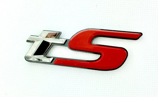 tS Emblem Type 1 (Red)