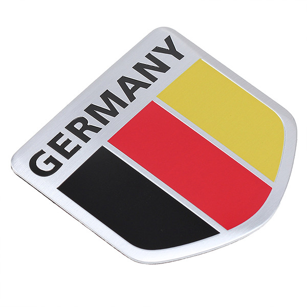 Germany shield car emblem