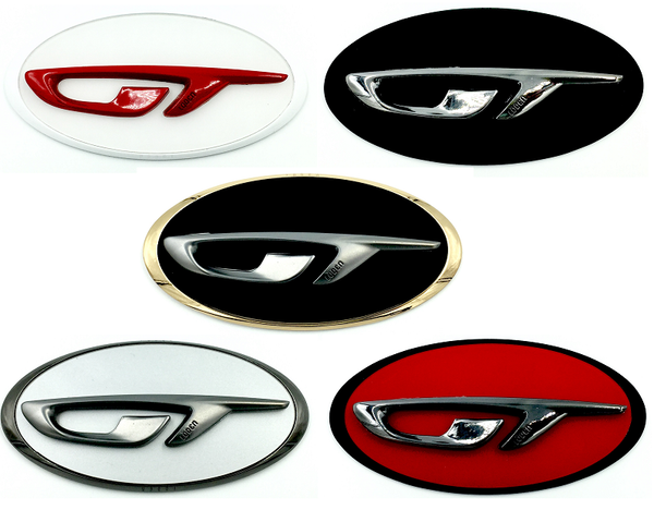 Ultra GT Badges for Subaru BRZ (100+ Colors)
