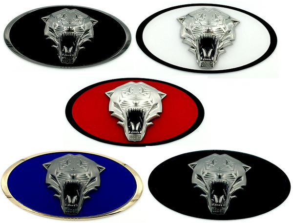 TIGER Badges for Hyundai Models (100+ Colors)