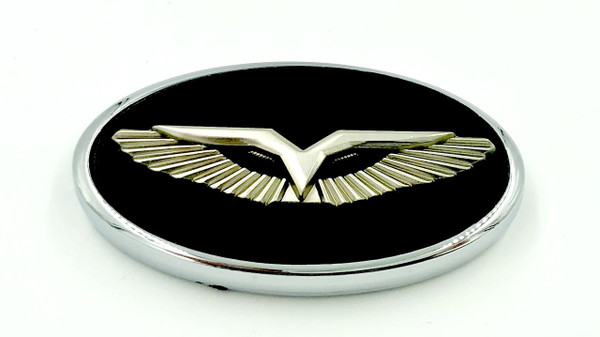 ANZU-T Premium Steering Wheel Emblem for Kia / Hyundai Models (5 Colors)