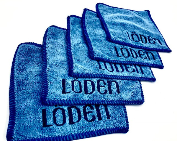 LODEN Microfiber Towels (5 Pack)
