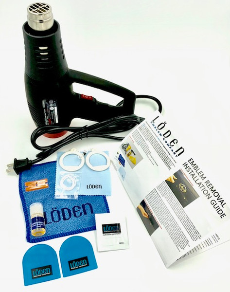 LODEN DELUXE Emblem Removal / Installation Kit