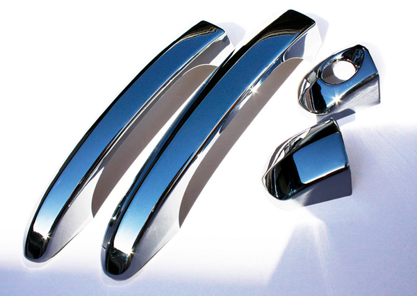 Chrysler Crossfire Chrome Door Handle Covers