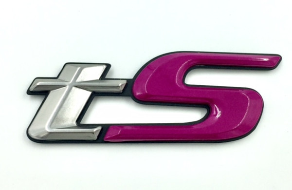 ts Emblem Type 2 (PINK/PURPLE)
