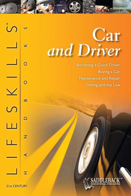 Car and Driver Handbook