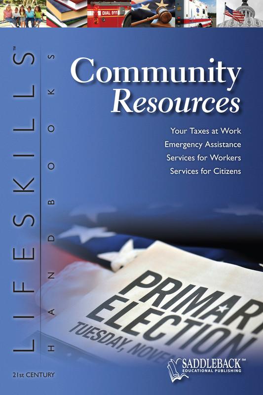 Community Resources Handbook