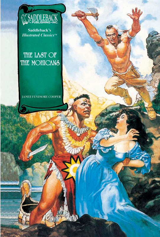 The Last of the Mohicans Graphic Novel