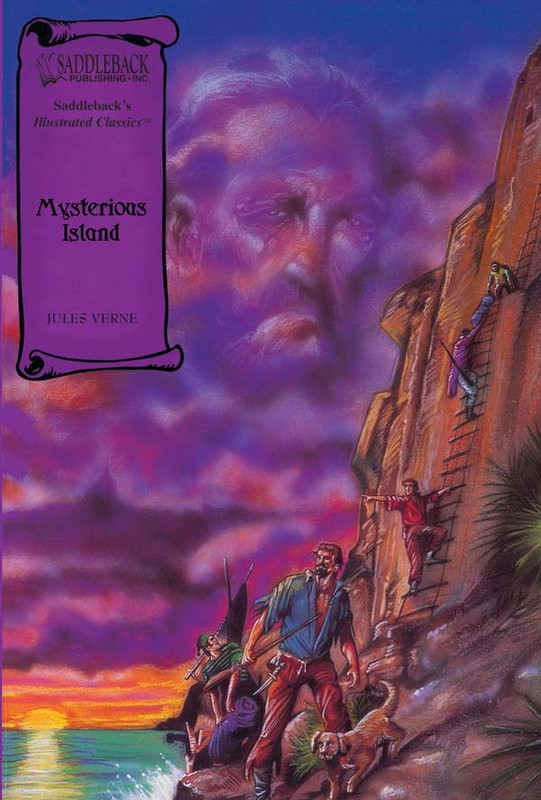 The Mysterious Island Graphic Novel