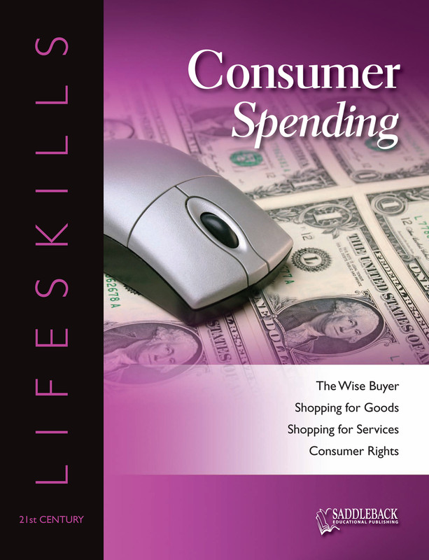 Consumer Spending Student Worktext