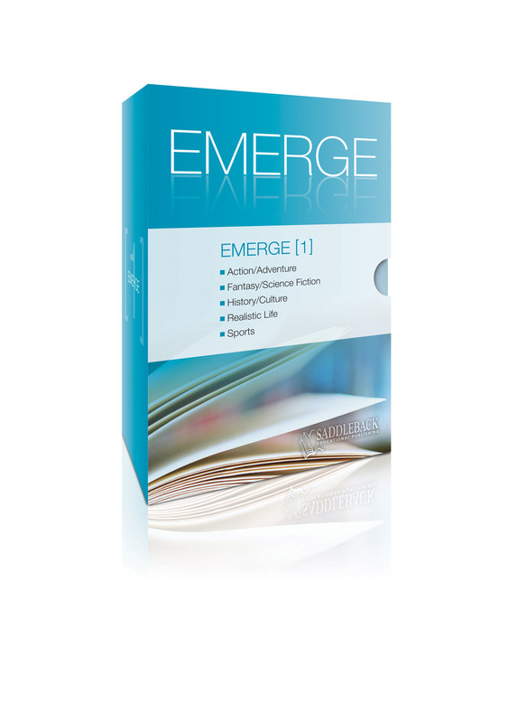 Emerge Additional Book Set: TERL Level 1