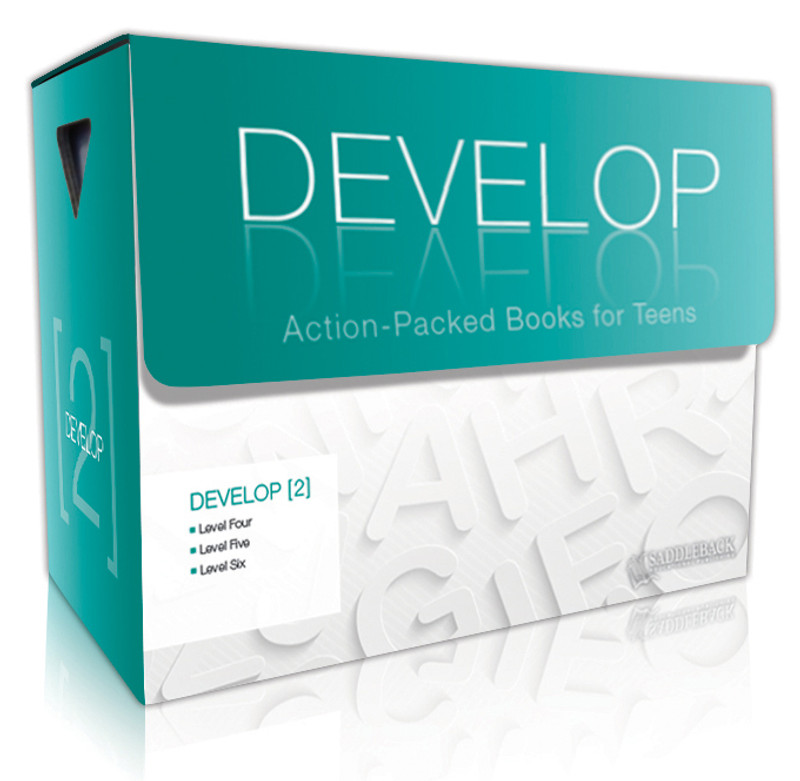 TERL Phonics: Develop [2] Boxed Set