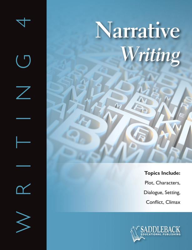 Narrative Writing (Digital Download)