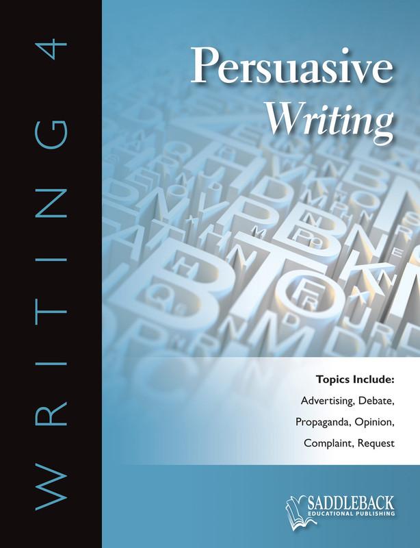 Persuasive Writing (Digital Download)