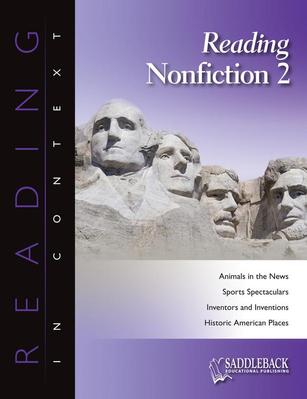 Reading Nonfiction 2 (Digital Download)