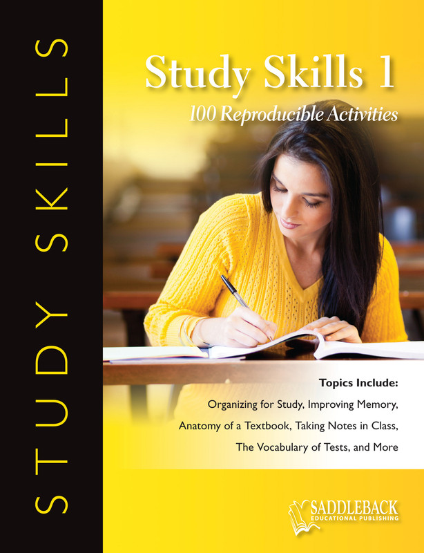 Study Skills 1 (Digital Download)