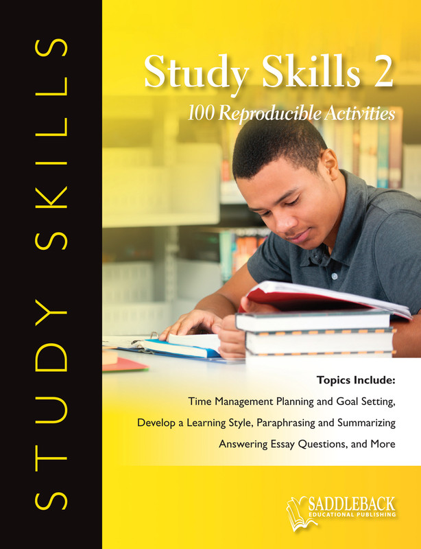 Study Skills 2 (Digital Download)
