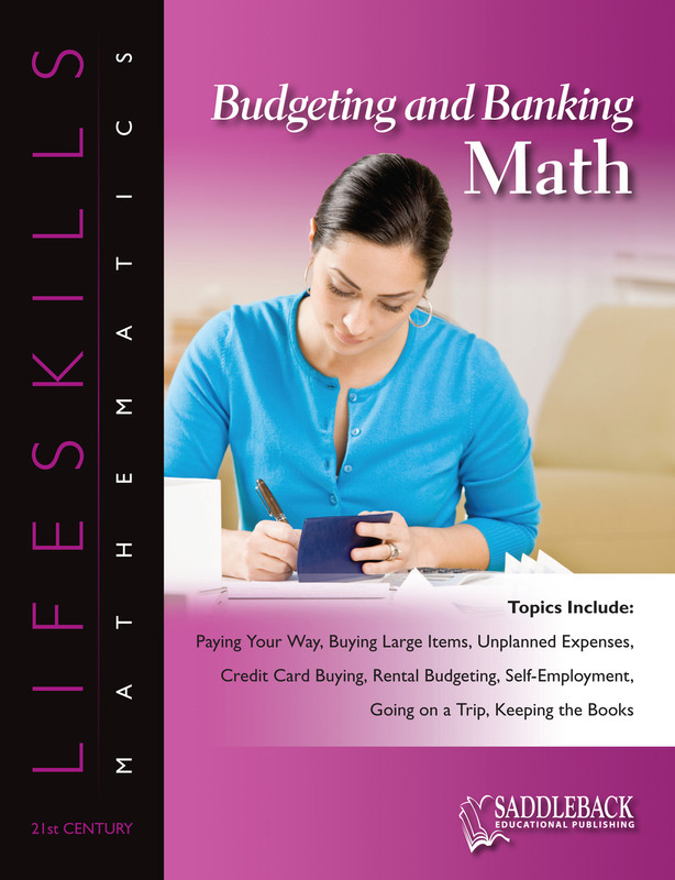 Budgeting and Banking Math (Digital Download)