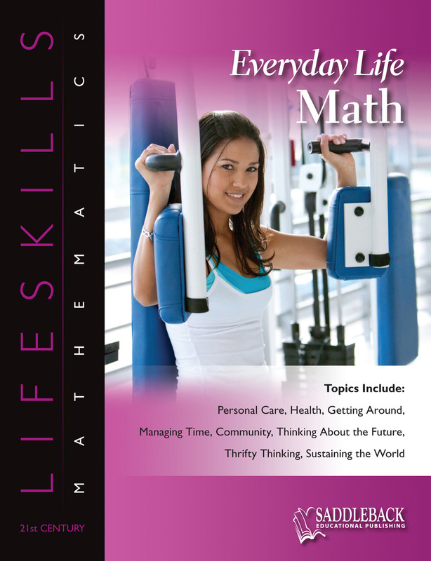 Everyday Life Math (Digital Download)
