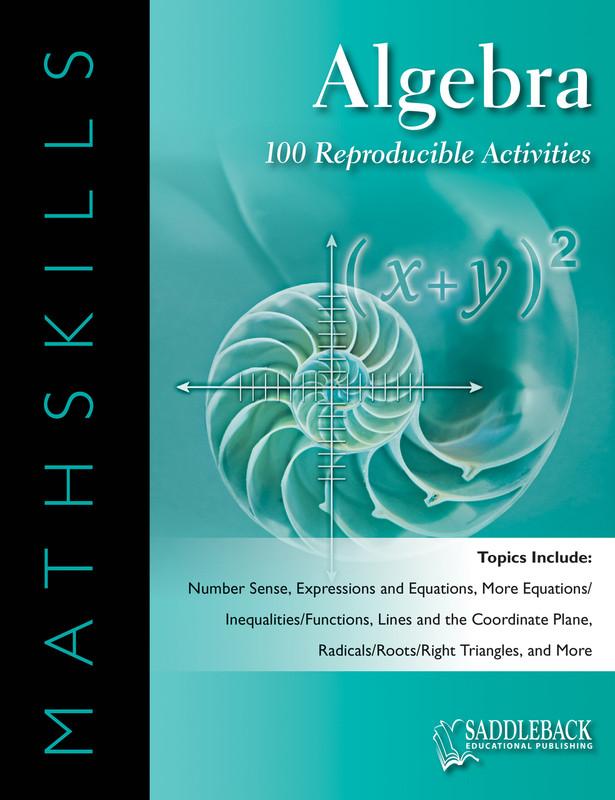 MathSkills Algebra (Digital Download)