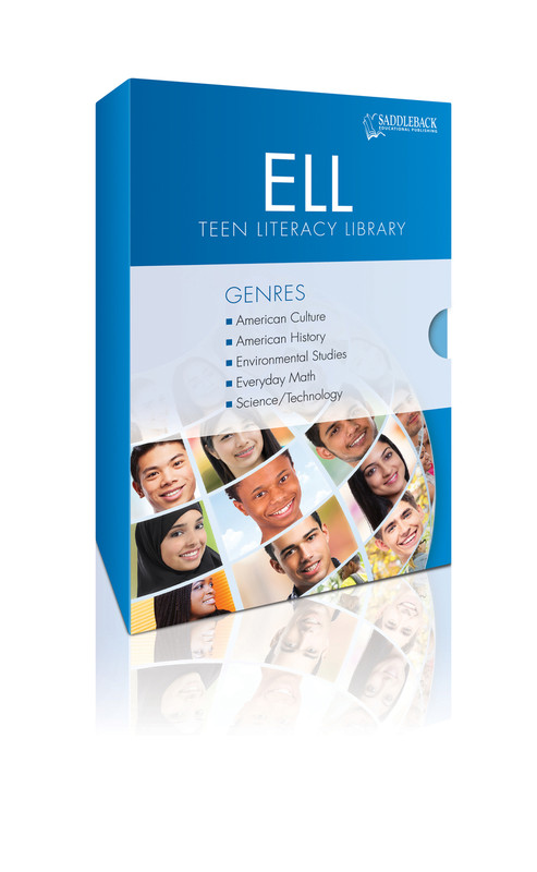 ELL Teen Literacy Library Additional Book Set (1 each of 20 titles)