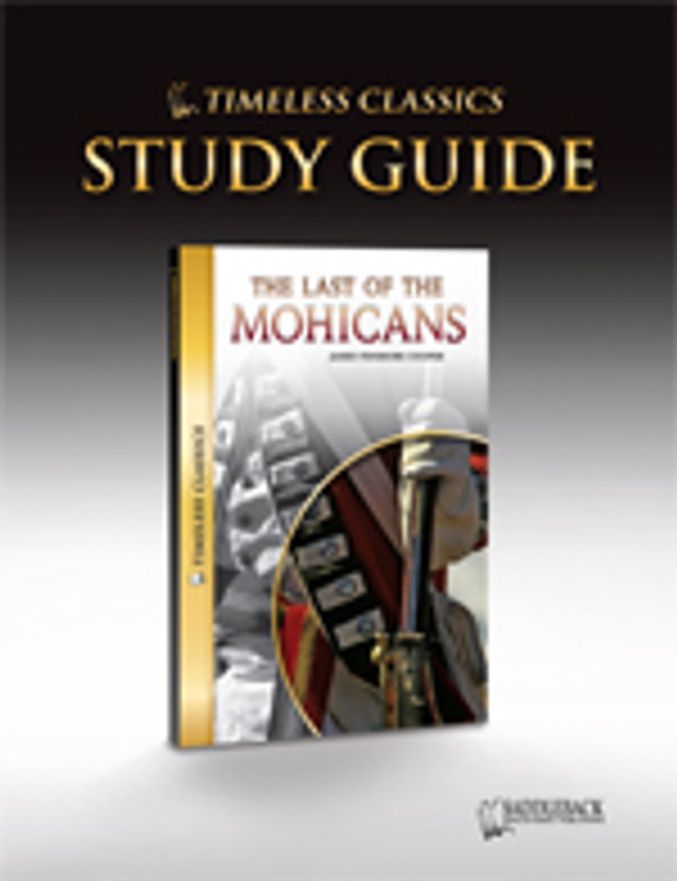 The Last of the Mohicans Study Guide (Digital Download)