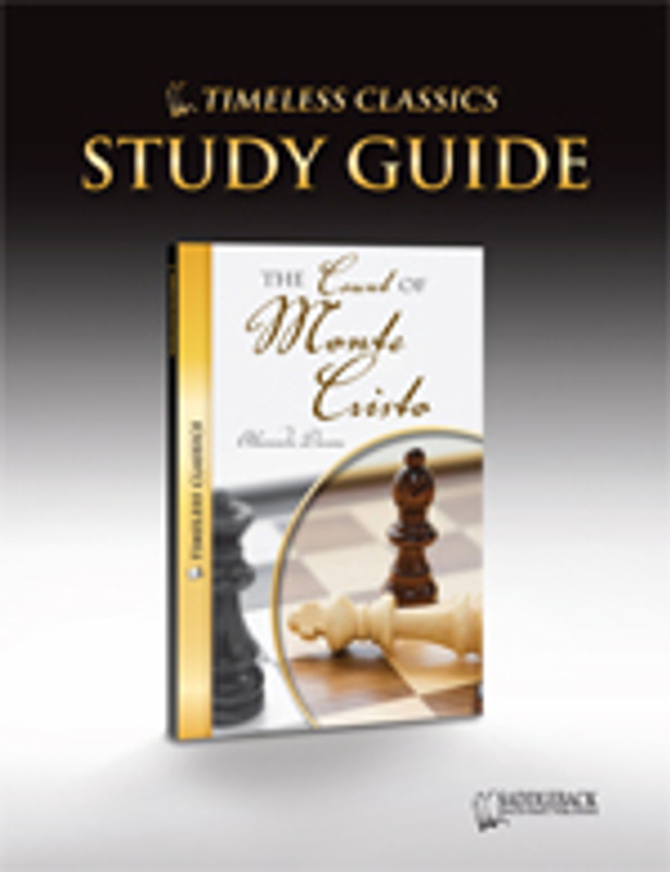 The Count of Monte Cristo Study Guide (Digital Download)