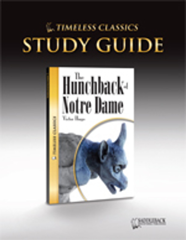 The Hunchback of Notre Dame Study Guide (Digital Download)