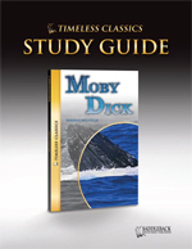 Moby Dick Study Guide (Digital Download)