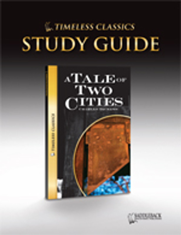 A Tale of Two Cities Study Guide (Digital Download)