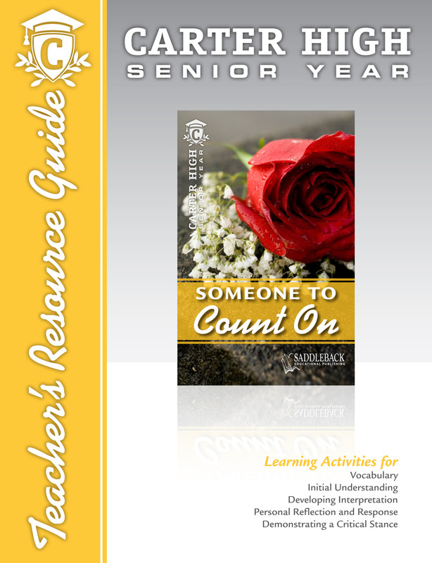 Someone to Count On Teacher's Resource Guide (Digital Download)