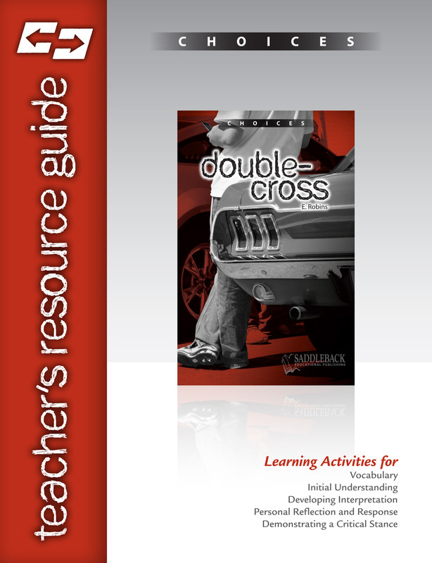 Double-Cross Teacher's Resource Guide(Digital Download