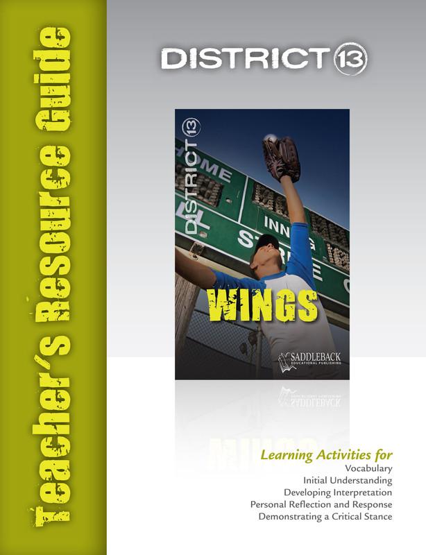 Wings Teacher's Resource Guide(Digital Download)