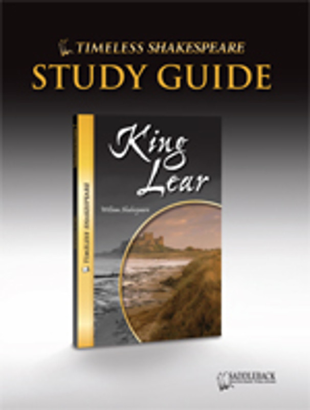King Lear Study Guide (Digital Download)