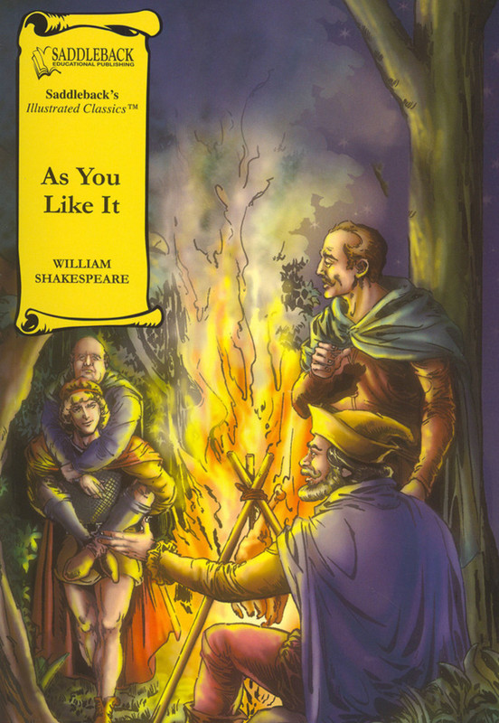 As You Like It Graphic Novel Audiobook (Digital Download)