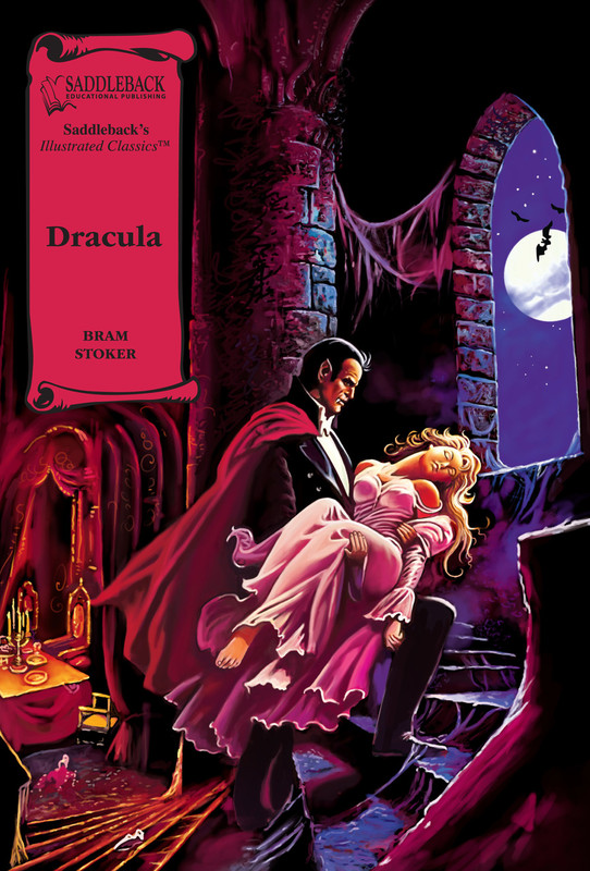 Dracula Graphic Novel Audio (Digital Download)