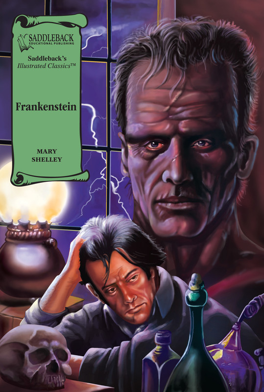 Frankenstein Graphic Novel Audio (Digital Download)