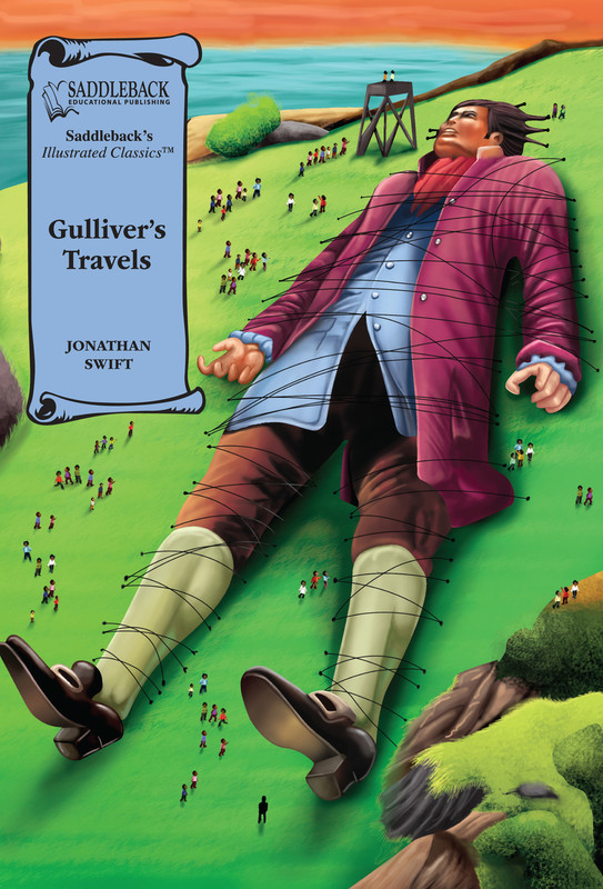 Gulliver's Travels Graphic Novel Audio (Digital Download)