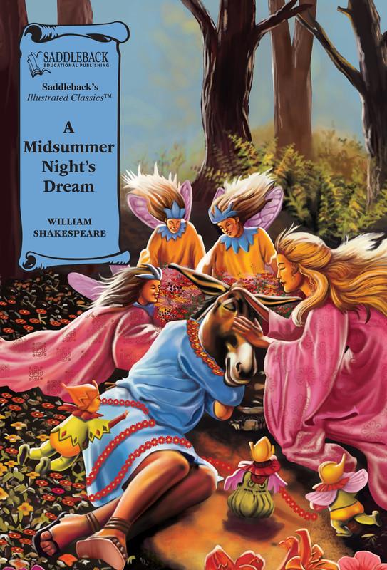A Midsummer Night's Dream Graphic Novel Audio (Digital Download)