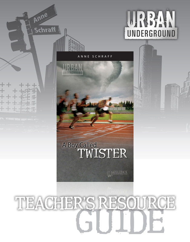 A Boy Called Twister Teacher's Resource Guide (Digital Download)