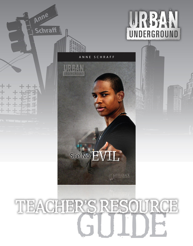 See No Evil Teacher's Resource Guide (Digital Download)